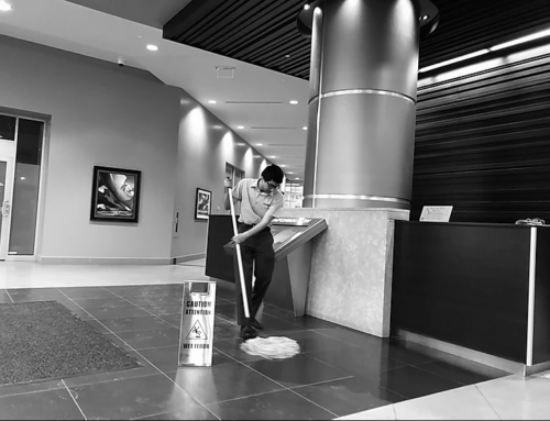Keeping your premises clean after lockdown