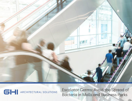 Escalator Germs: Avoid the Spread of Bacteria in Malls and Business Parks
